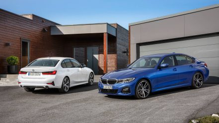 2019 BMW 3 Series Debuts at Paris Motor Show 17