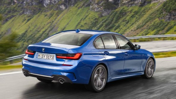 2019 BMW 3 Series Debuts at Paris Motor Show 38