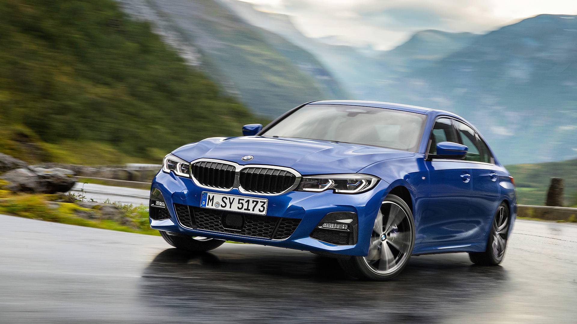 2019 BMW 3 Series Debuts at Paris Motor Show 40