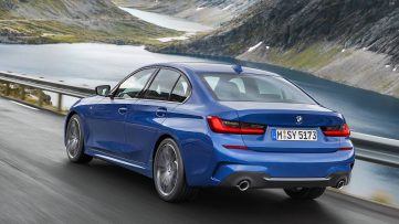 2019 BMW 3 Series Debuts at Paris Motor Show 38