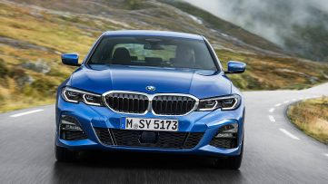 2019 BMW 3 Series Debuts at Paris Motor Show 35