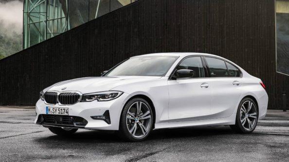 2019 BMW 3 Series Debuts at Paris Motor Show 19