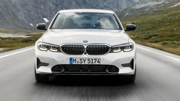 2019 BMW 3 Series Debuts at Paris Motor Show 24