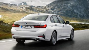 2019 BMW 3 Series Debuts at Paris Motor Show 26