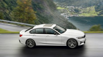 2019 BMW 3 Series Debuts at Paris Motor Show 27