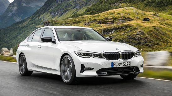 2019 BMW 3 Series Debuts at Paris Motor Show 28