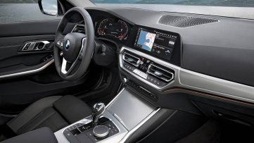 2019 BMW 3 Series Debuts at Paris Motor Show 31