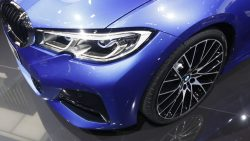2019 BMW 3 Series Debuts at Paris Motor Show 3