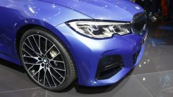 2019 BMW 3 Series Debuts at Paris Motor Show 5