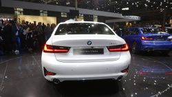 2019 BMW 3 Series Debuts at Paris Motor Show 13