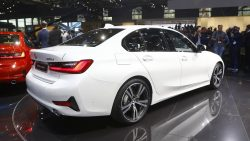 2019 BMW 3 Series Debuts at Paris Motor Show 15