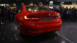 2019 BMW 3 Series Debuts at Paris Motor Show 16