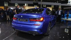 2019 BMW 3 Series Debuts at Paris Motor Show 8