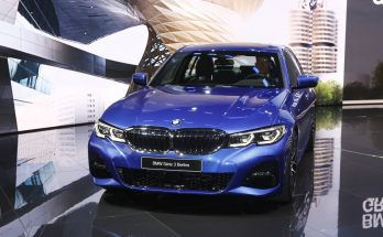 2019 BMW 3 Series Debuts at Paris Motor Show 4