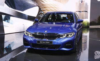 2019 BMW 3 Series Debuts at Paris Motor Show 8