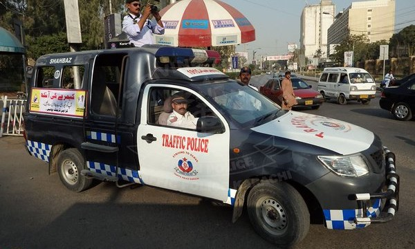 Crackdown Against Non-Tax Paid Vehicles Across Sindh 2