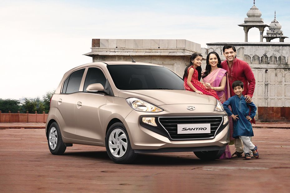 Hyundai to Halt Santro Bookings Due to Surprising Response 2