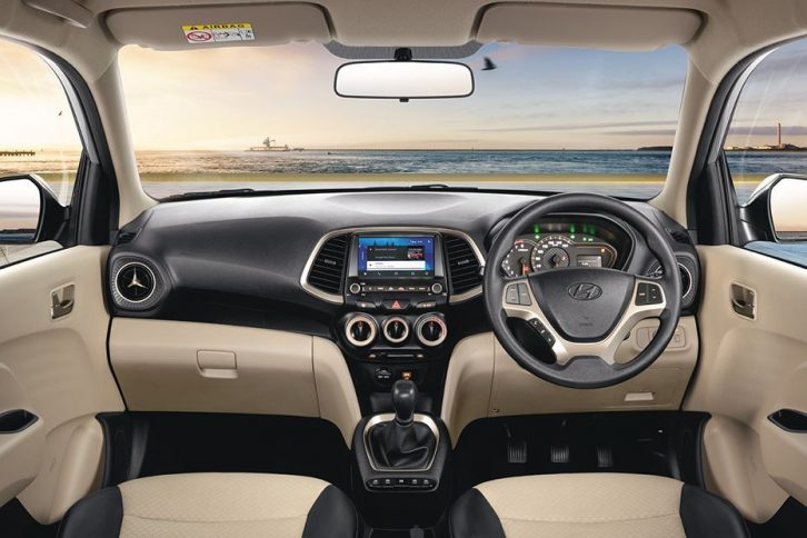 All New Hyundai Santro Launched in India 12