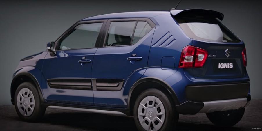 Maruti Suzuki Offering Suzuki Ignis Limited Edition 5