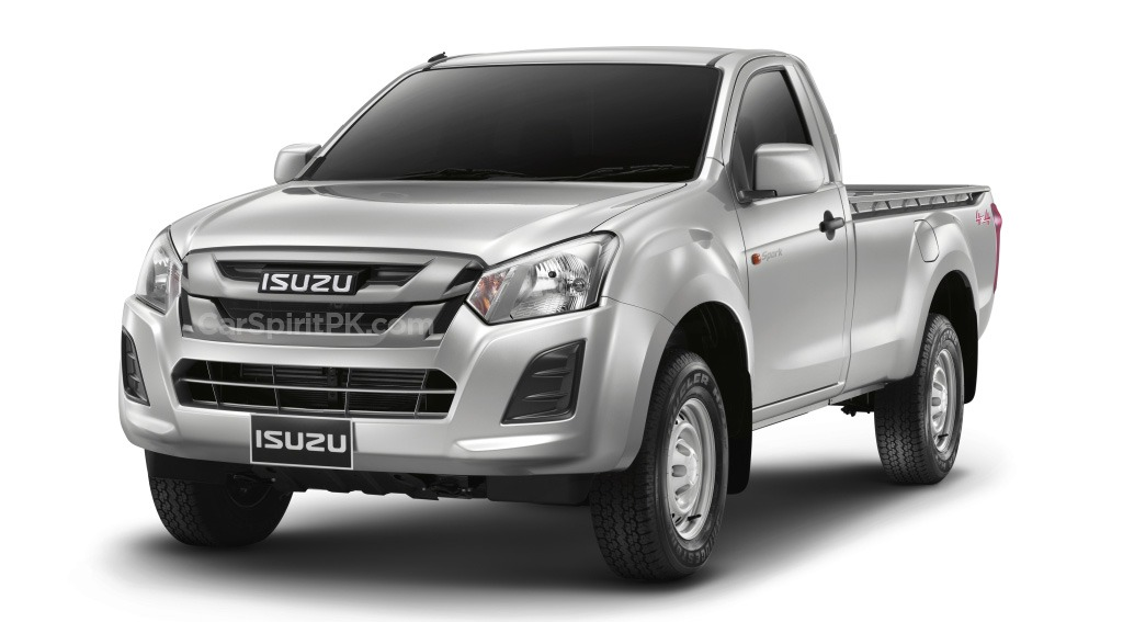 Isuzu D-Max Bookings Open- Prices Revealed 1