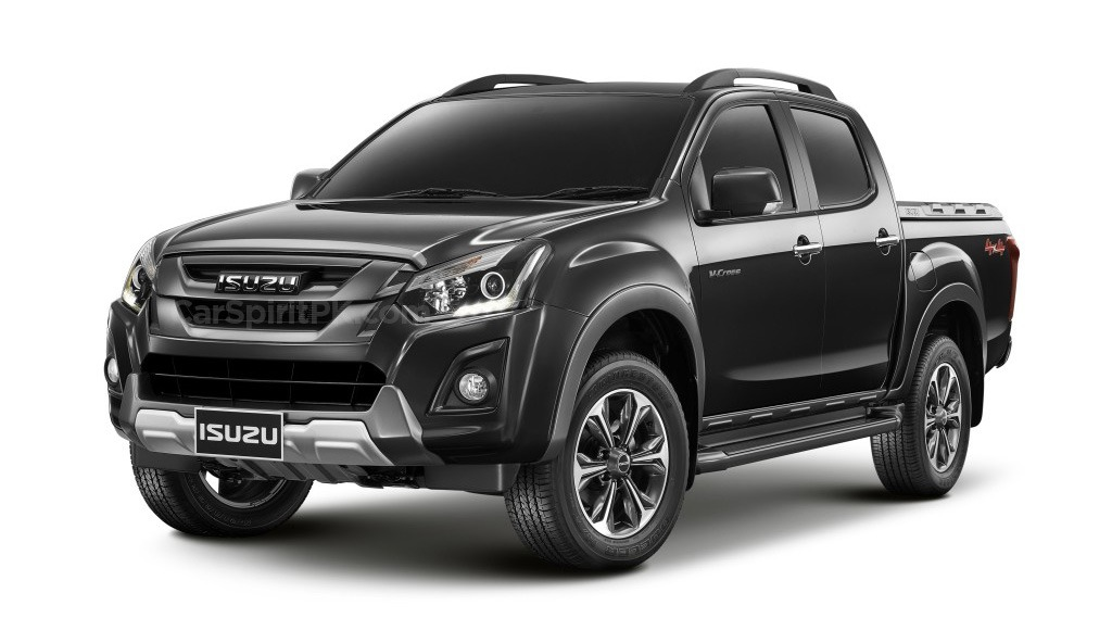Isuzu D-Max Bookings Open- Prices Revealed 4