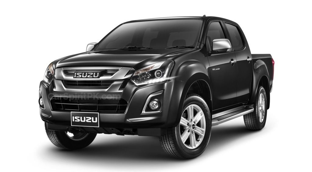 Isuzu D-Max Bookings Open- Prices Revealed 3