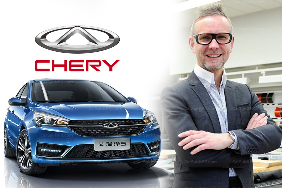 Former BMW Designer Confirms to Join China's Chery Automobile 4