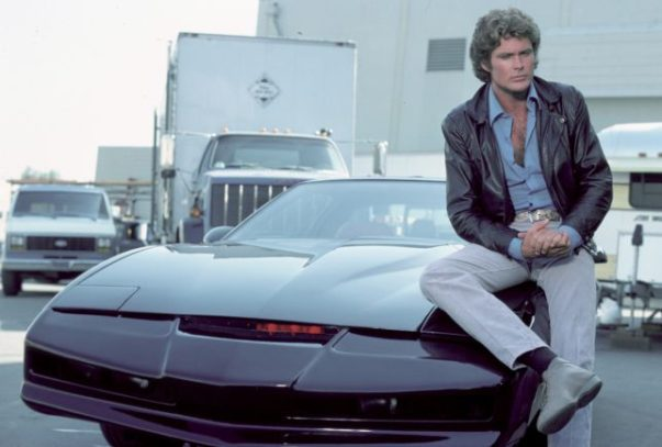 Remembering The Knight Rider from 1980s 2
