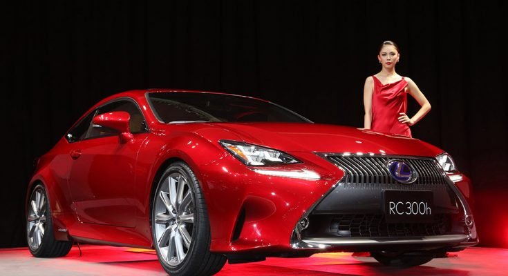 Toyota Considering to Build Lexus Cars in China 1