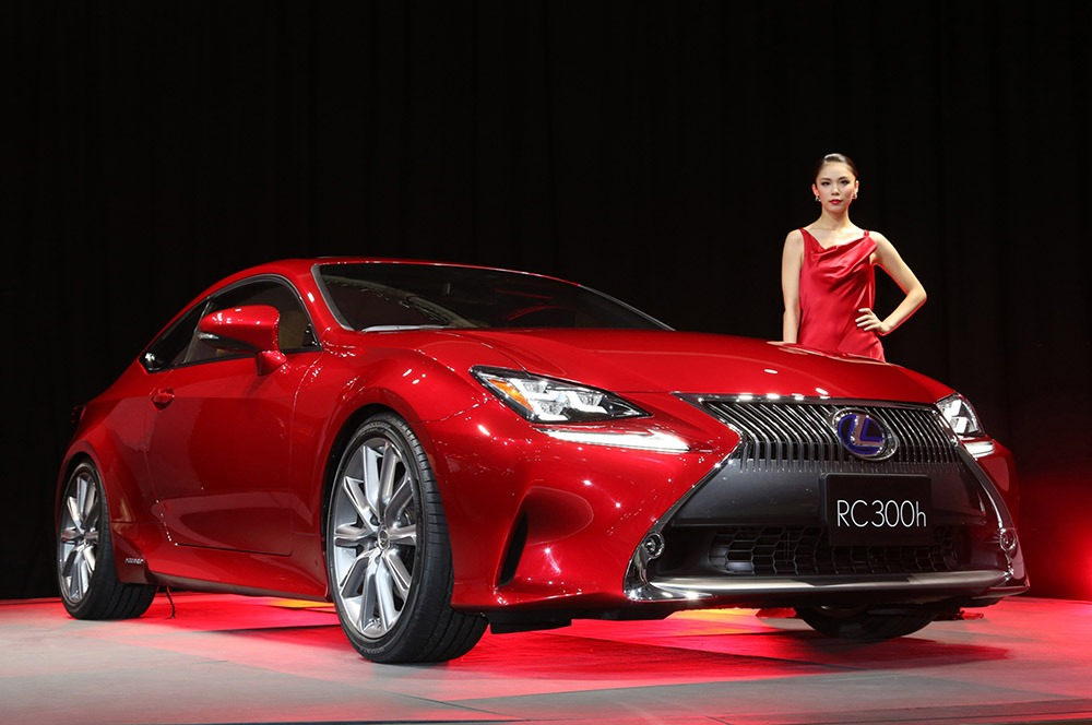Toyota Considering to Build Lexus Cars in China 5