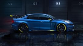 Lynk & Co will Enter FIA World Touring Series with this 500hp TCR Race Car 12