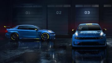 Lynk & Co will Enter FIA World Touring Series with this 500hp TCR Race Car 11