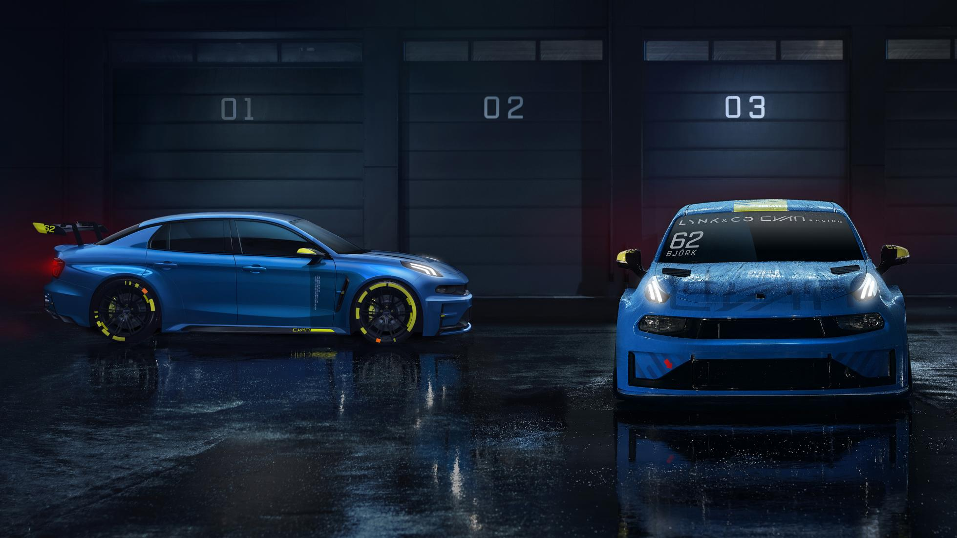 Lynk & Co will Enter FIA World Touring Series with this 500hp TCR Race Car 1