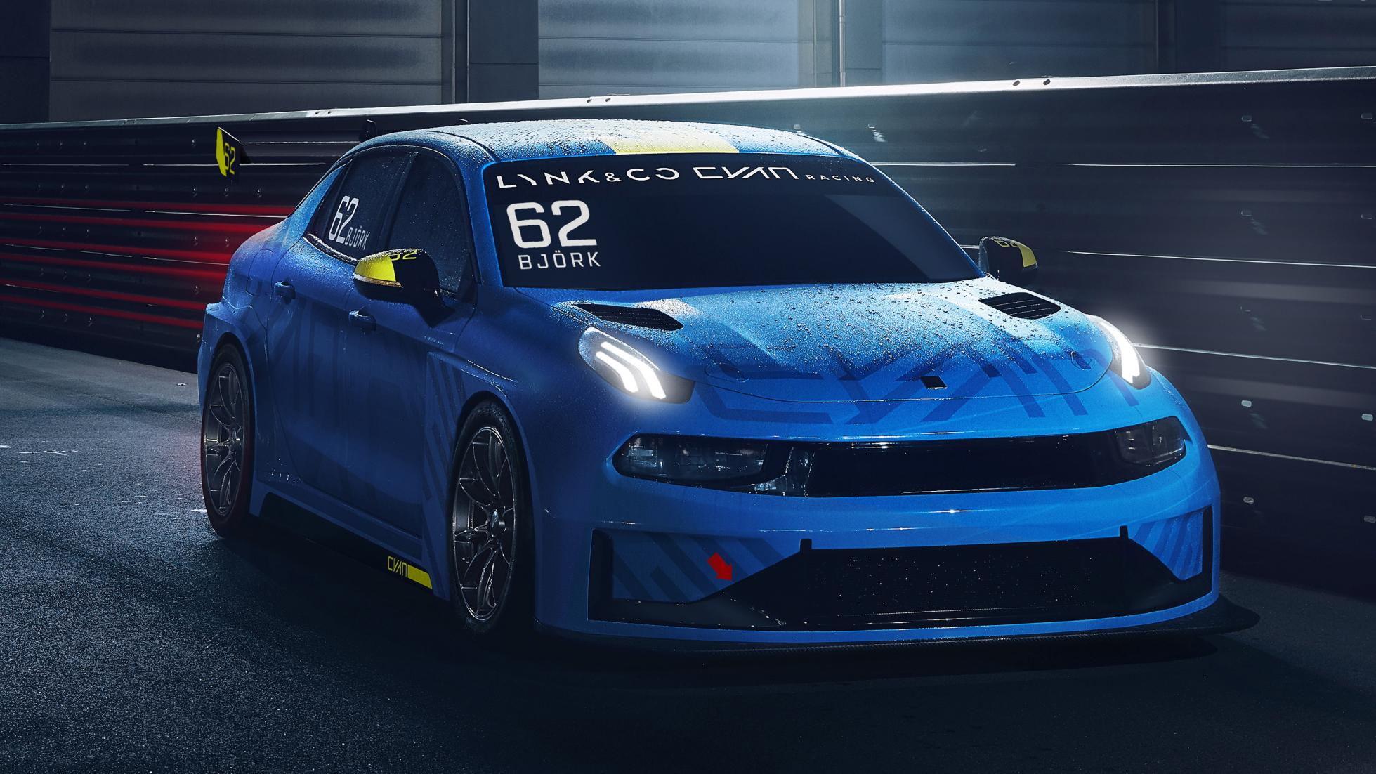Geely Begins Taking Orders for its First Race Car 4