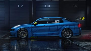 Lynk & Co will Enter FIA World Touring Series with this 500hp TCR Race Car 8