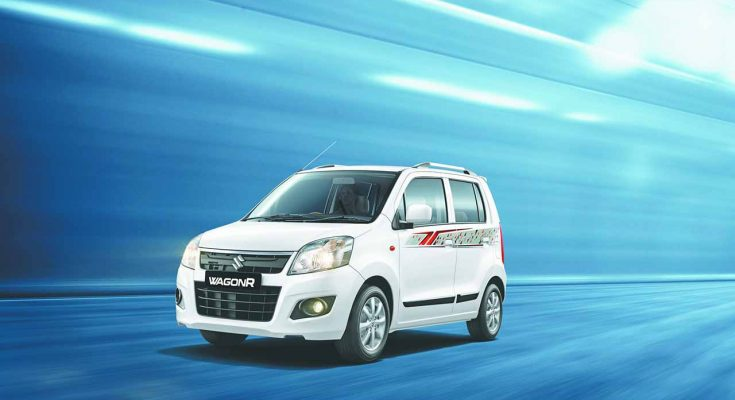 Maruti Wagon R Limited Edition launched in India 1