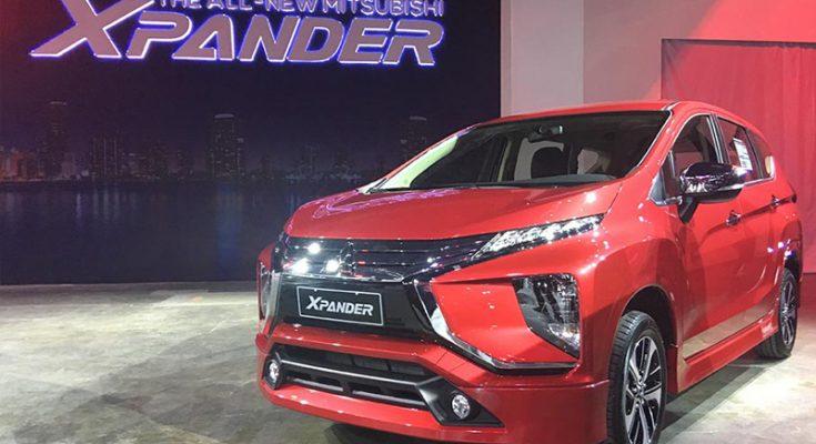 Mitsubishi Xpander Wins Yet Another Automotive Award 1