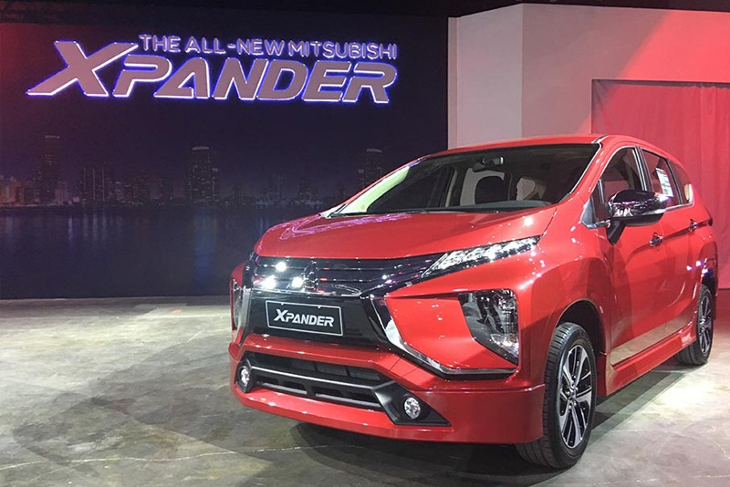 Mitsubishi Xpander Wins Yet Another Automotive Award 2