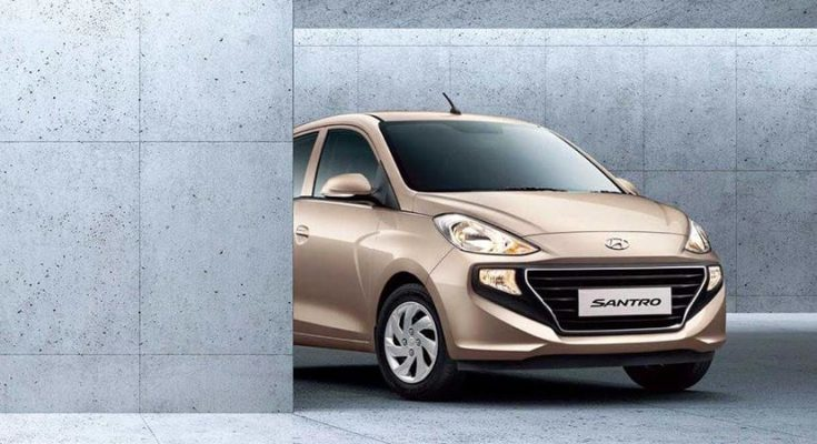 All-New Hyundai Santro Officially Revealed Ahead of Oct 23 Launch 1
