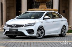 Next Gen Proton Preve to be Based on Geely BinRui 12