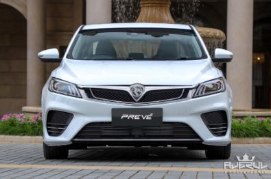 Next Gen Proton Preve to be Based on Geely BinRui 10