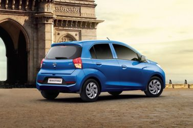All New Hyundai Santro Launched in India 7