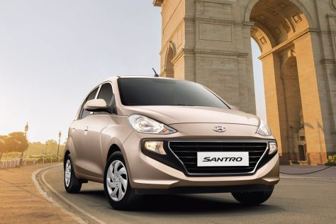 All New Hyundai Santro Launched in India 4