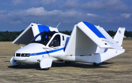 Geely Owned Flying Car Developer Terrafugia Starts Taking Orders 7