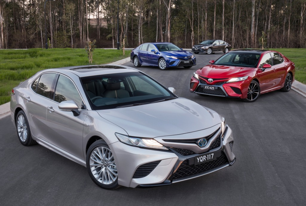 Lexus and Toyota Top Consumer Reports Reliability Rankings as American Brands Stumble 4