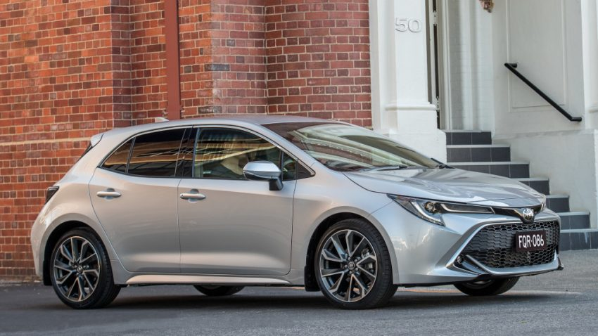 All New 2018 Toyota Corolla Recalled in Australia 1