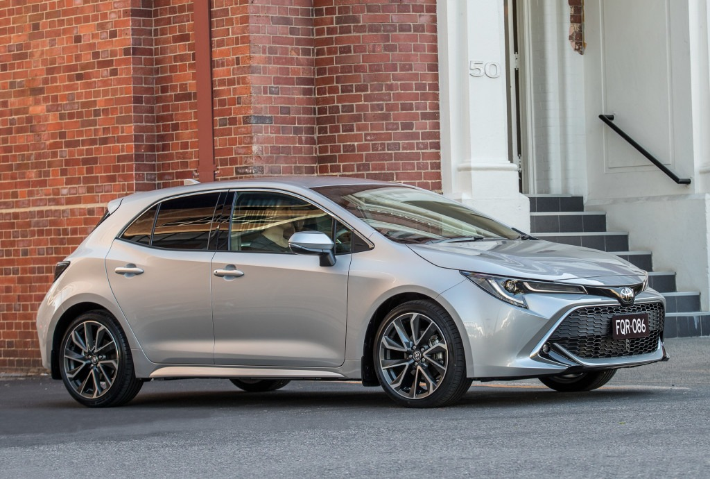 All New 2018 Toyota Corolla Recalled in Australia 2