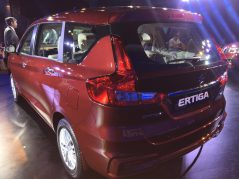 Maruti Launches the All New Suzuki Ertiga Priced From INR 7.44 lac 12