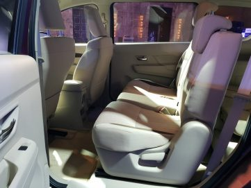 Maruti Launches the All New Suzuki Ertiga Priced From INR 7.44 lac 20