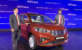Maruti Launches the All New Suzuki Ertiga Priced From INR 7.44 lac 5